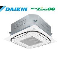 ダイキン Eco ZEAS 80 エコ・ラウンドフロー[標準]タイプ 天井カセット4方向 シングル(同時) 4馬力