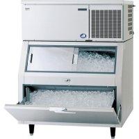キューブアイス製氷機 【セル方式】スタックオンタイプ(スモールサイズ)【Panasonic】