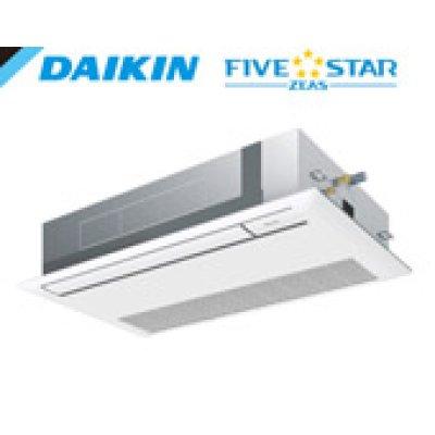 画像1: ダイキン FIVE STAR ZEAS シングルフロー  タイプ 天井カセット1方向 シングル(同時) 3馬力